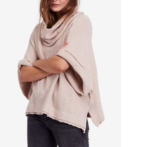 ✨FP So Comfy Cotton Cowl-Neck Sweater